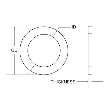 Swiss Jewel Sapphire Washers Diagram