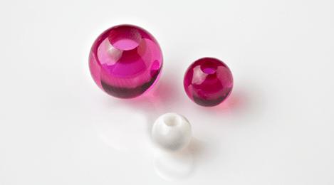 Drilled Balls