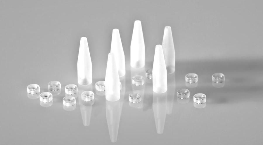 Sapphire Nozzles